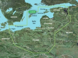 Garmin BlueChart g3 Baltic Sea, East Coast HXEU065R [010-C0849-20]
